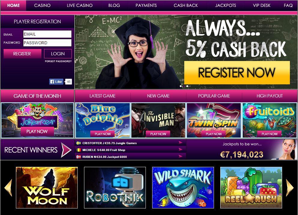 Casino igri